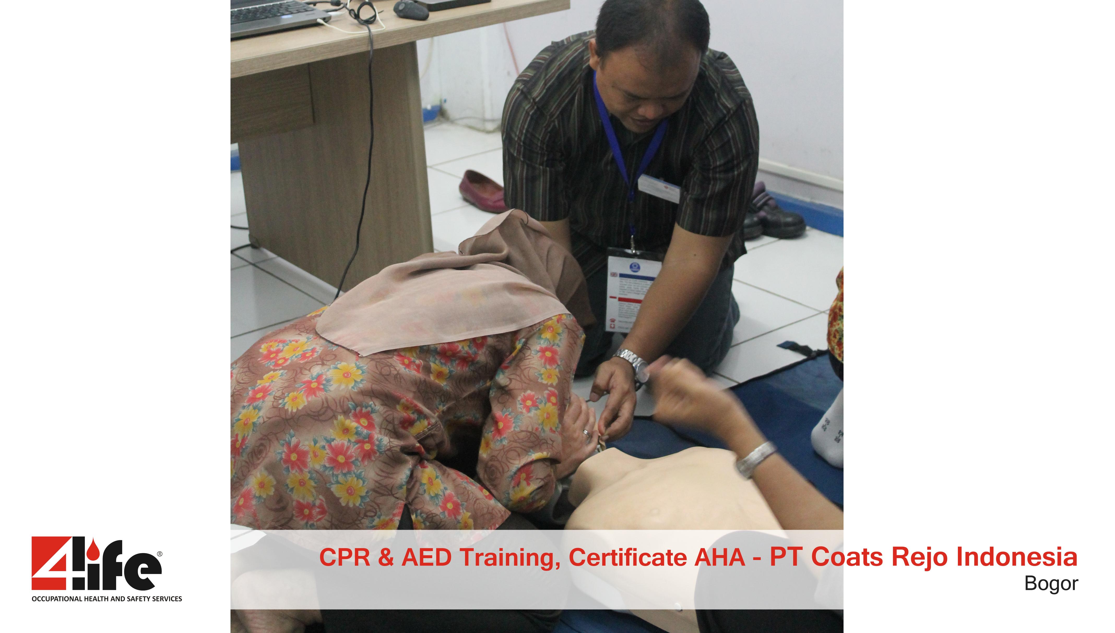 Perusahaan Penyedia Training P3K di Batam