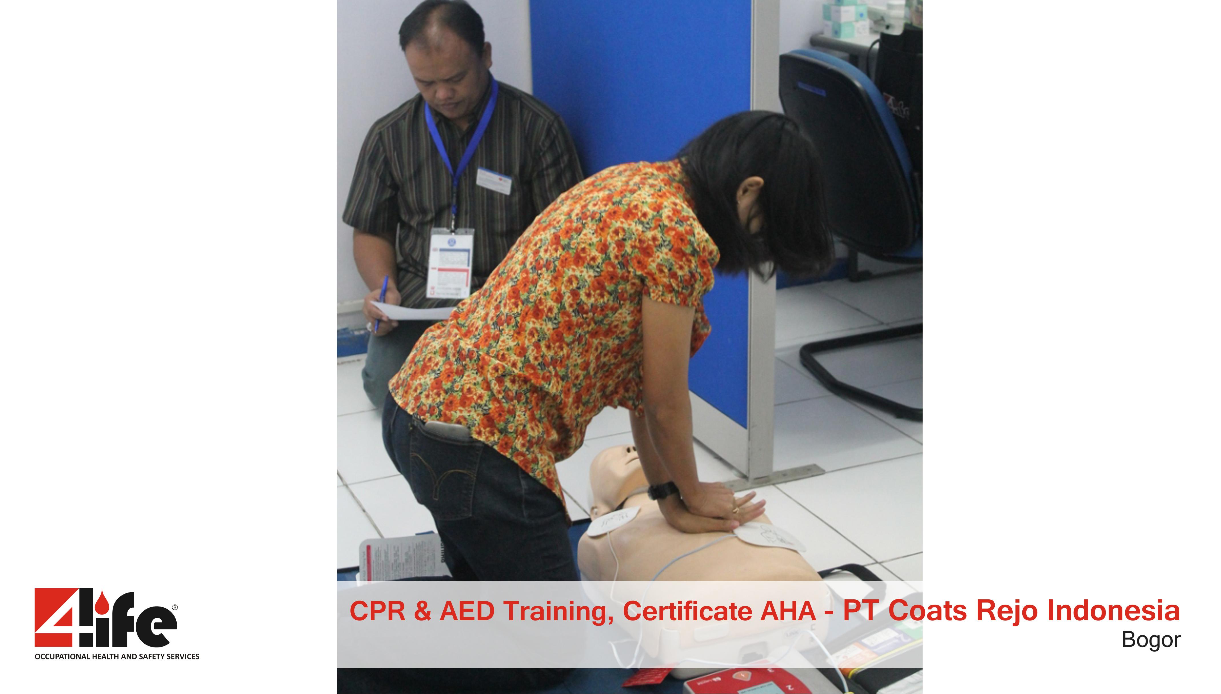 Perusahaan Penyedia Training P3K di Cibinong