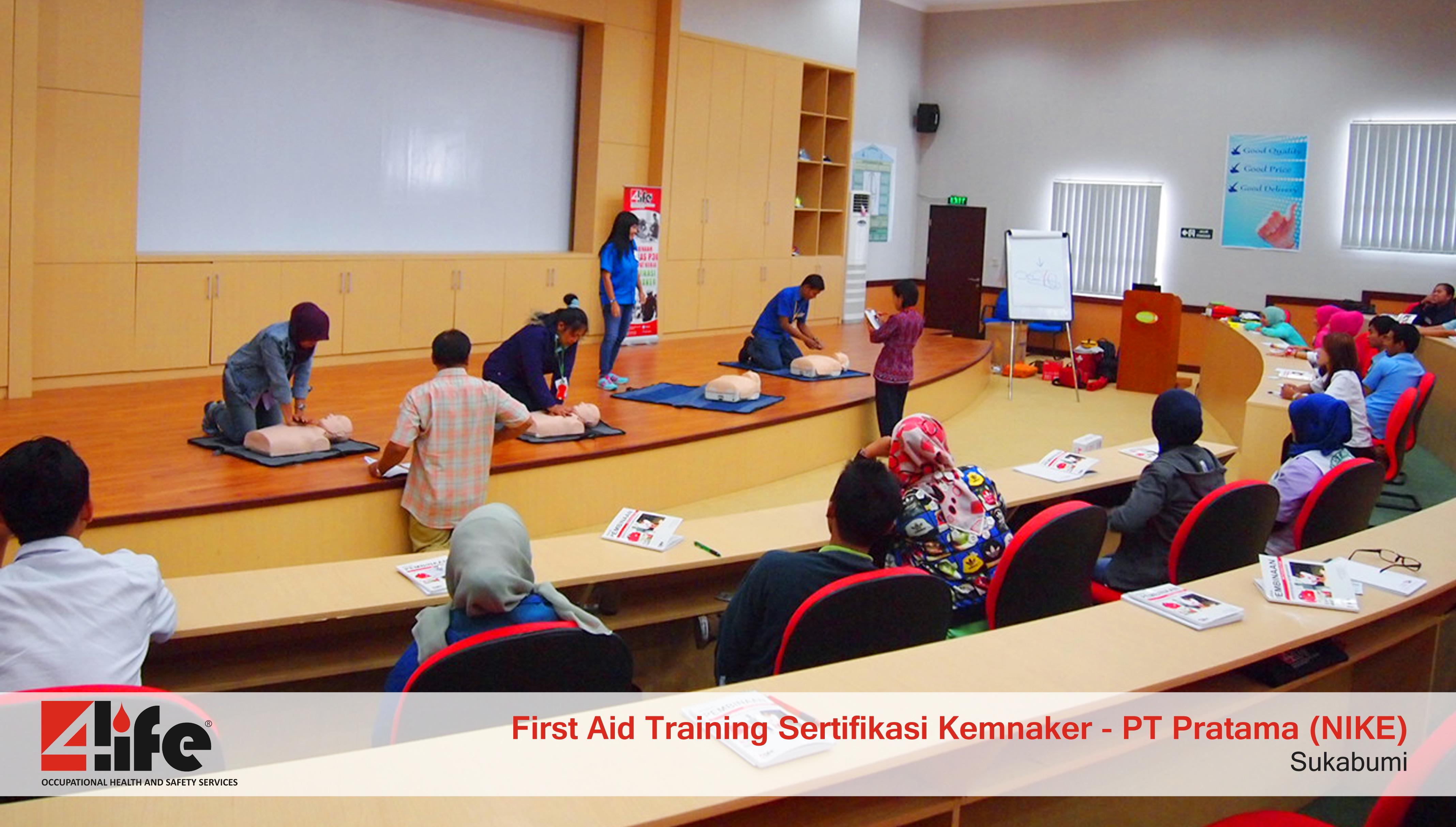 Perusahaan Penyedia Training P3K di Cilandak Commercial Estate