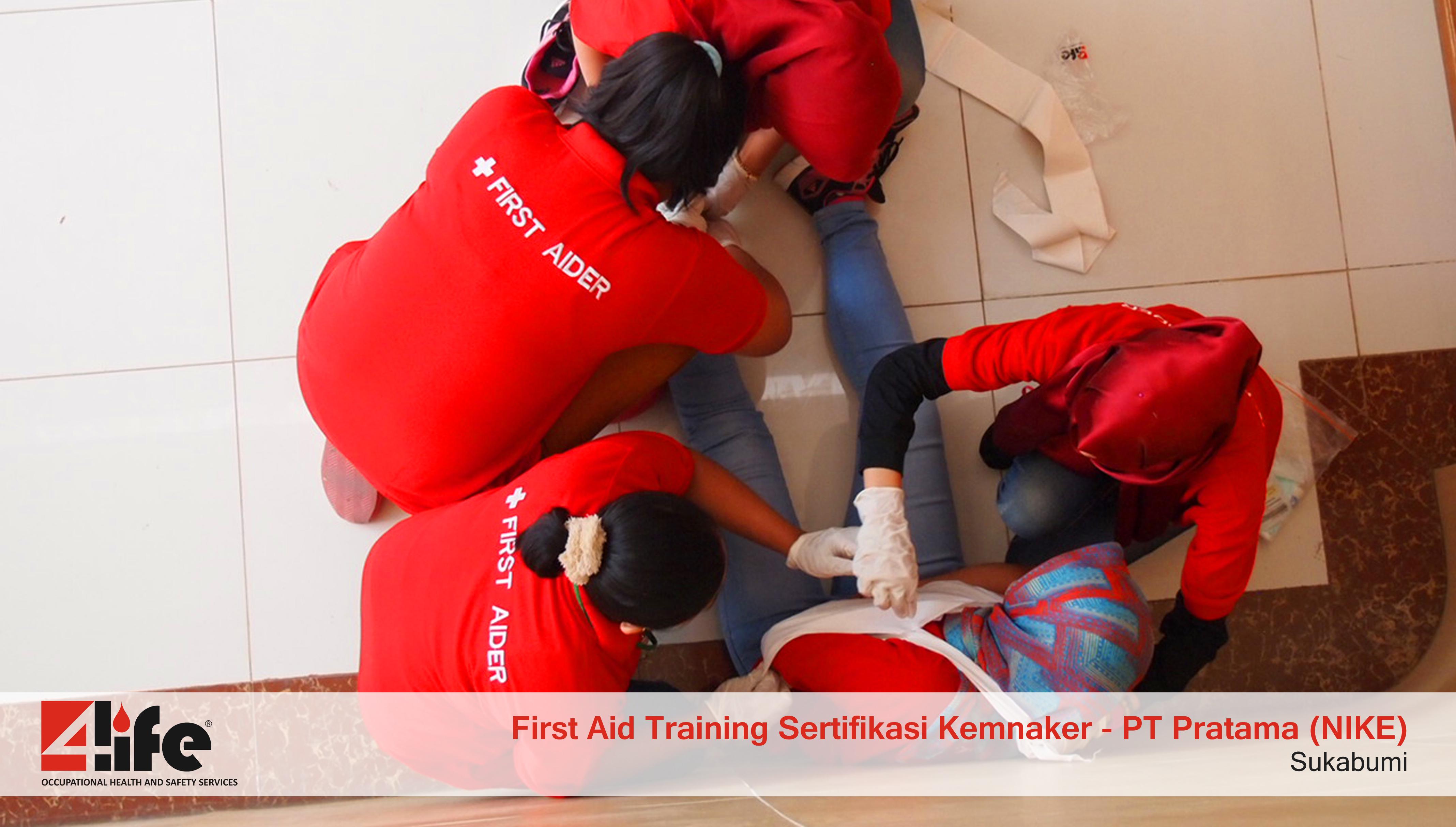 Sertifikasi Training P3K di Cikarang Hijau Indah
