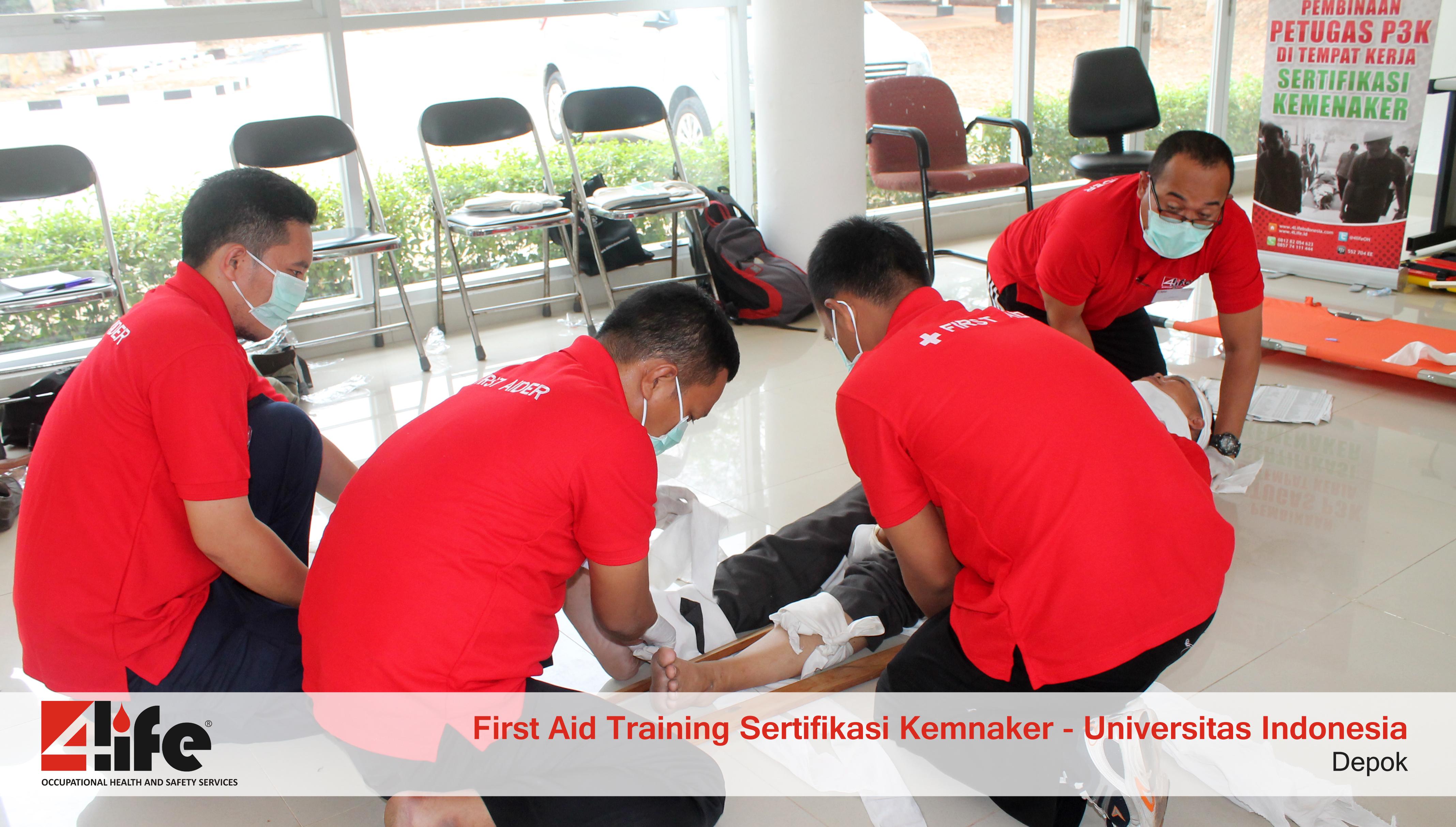Perusahaan Penyedia Training P3K di Jakarta Industrial Estate