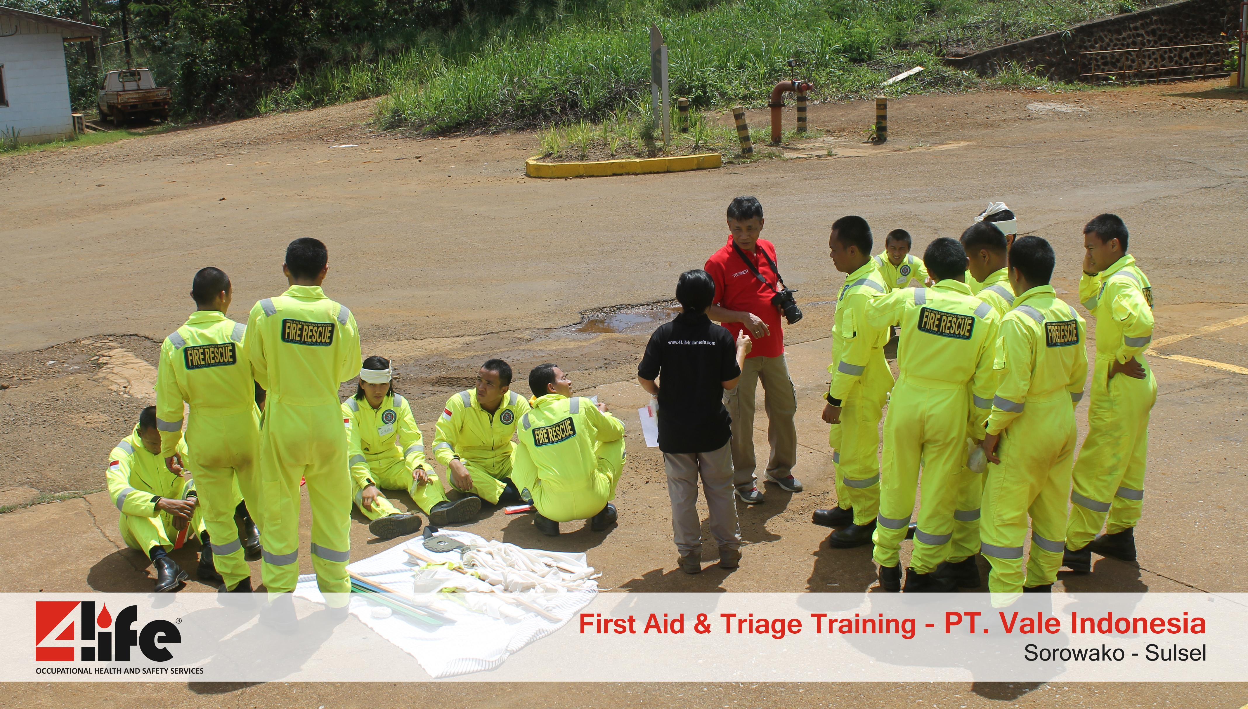 Training P3K Terbaik di Kendal