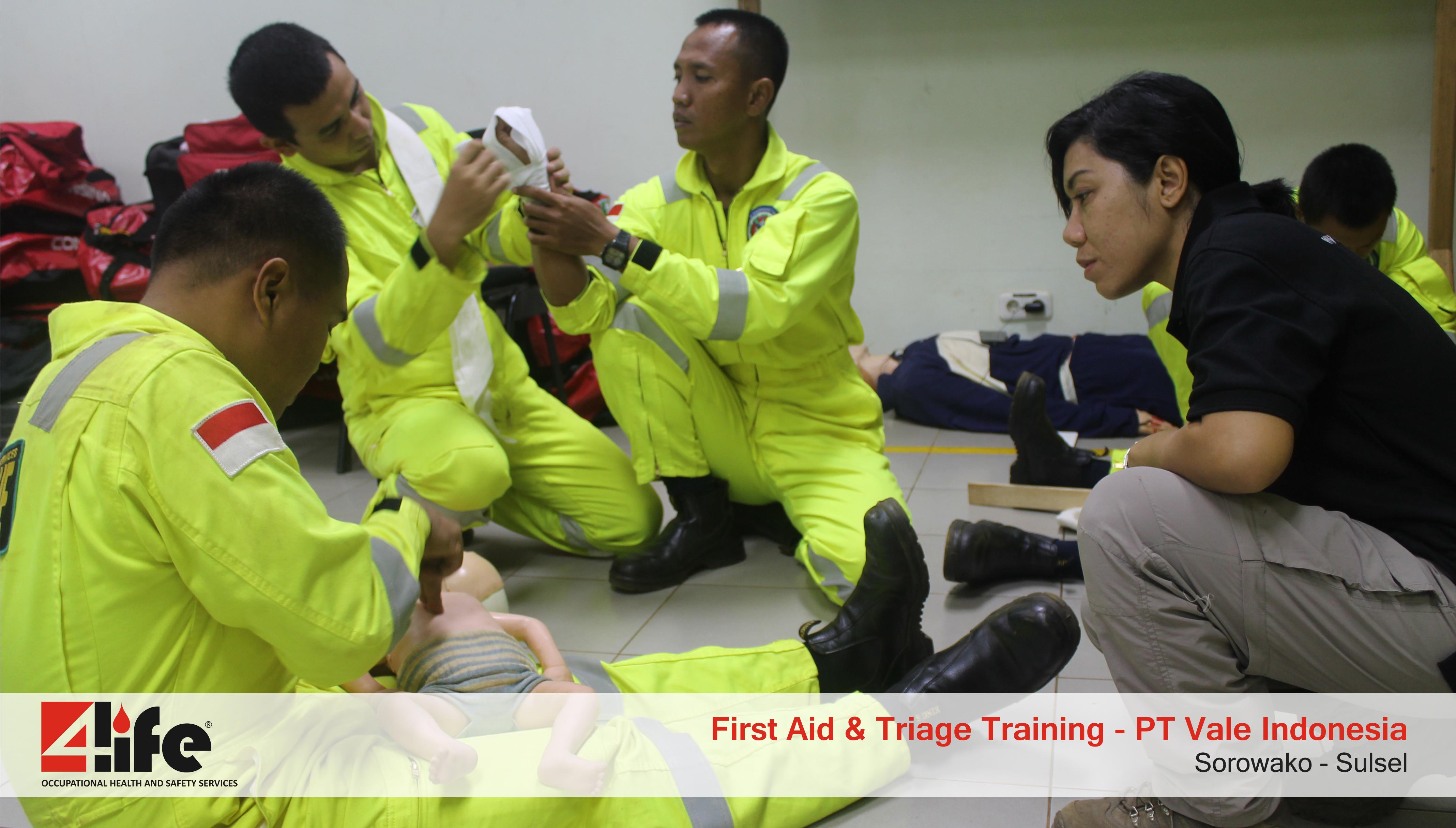 Pelatihan P3K Terbaik di Gobel Dharma Nusantara