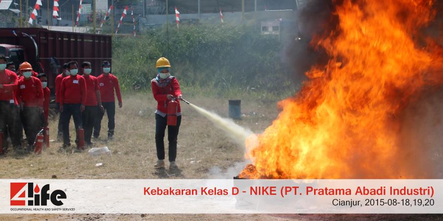 Penyedia Training Pemadam Kebakaran di Jambi