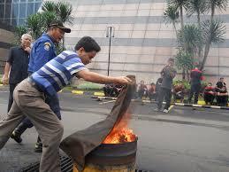Pelatihan Pemadam Kebakaran Terbaik di Palangkaraya