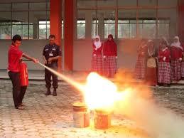 Sertifikasi Training Pemadam Kebakaran di Palembang