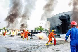 Sertifikasi Training Pemadam Kebakaran di Pekanbaru