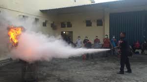 Training Pemadam Kebakaran Terbaik di Prabumulih