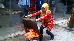 Tempat Sertifikasi Pemadam Kebakaran di Semarang