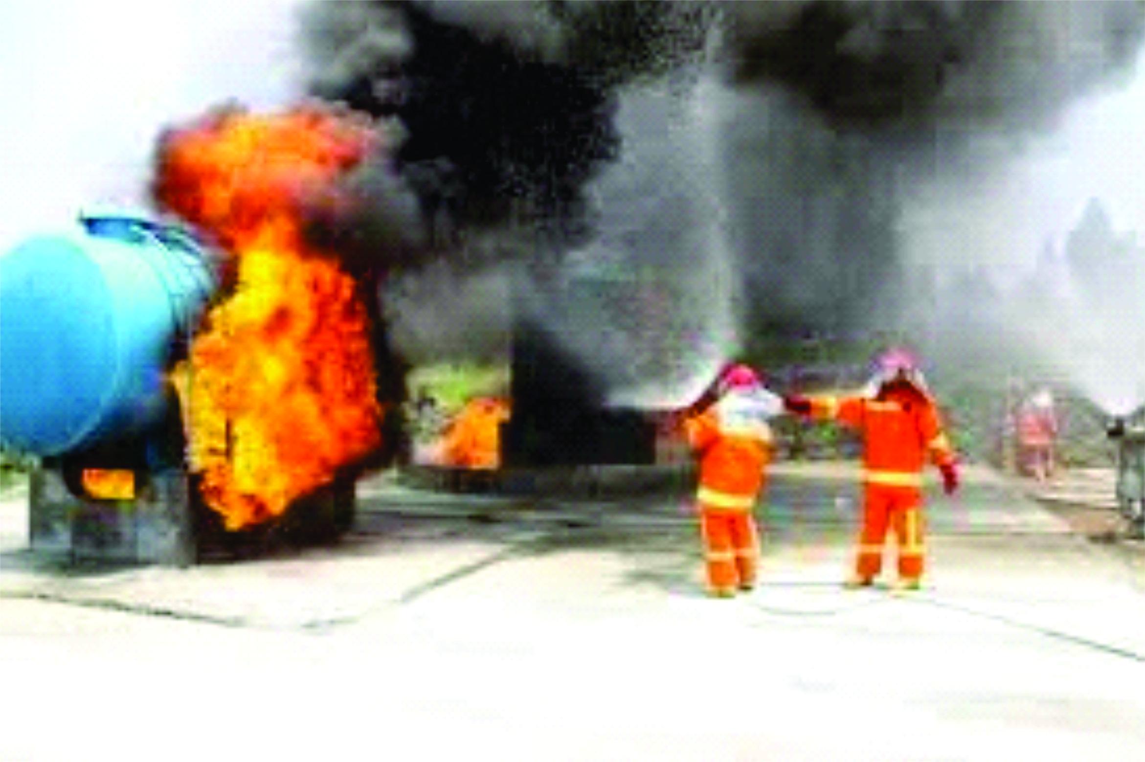 Perusahaan Penyedia Training Pemadam Kebakaran di Bandung