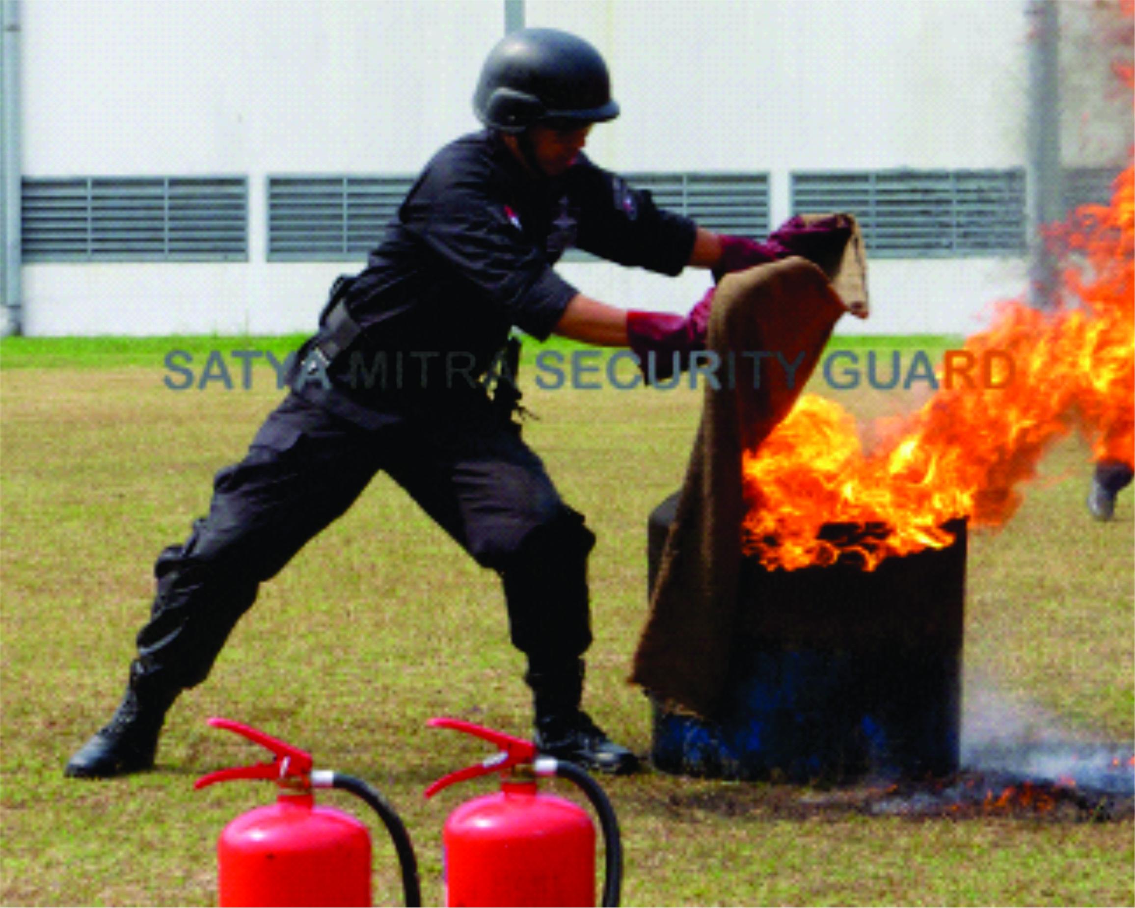 Perusahaan Penyedia Training Pemadam Kebakaran di Bengkulu
